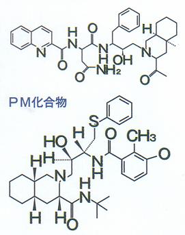 PM化合物 構成図